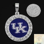 Round Pendant- University of Kentucky