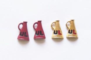 University of Louisville Megaphone Earrings