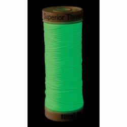 Green Nite Lite Extra Glow Thread