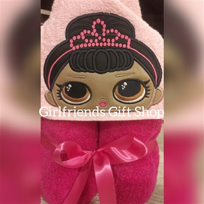 LOL Doll Princess Crown