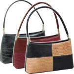 Fashion Fine Textured Shoulder Bag Handbag