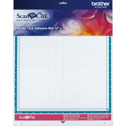 "Brother ScanNCut Medium Tack Mat 12""x12"""
