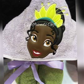 Tiana Hooded Towel