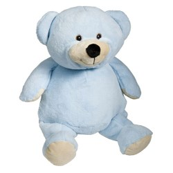 Embroidery Buddies-Bear (Blue)