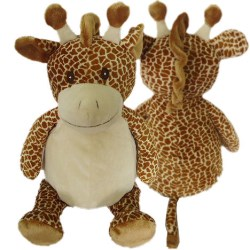 Embroidery Buddies-Giraffe