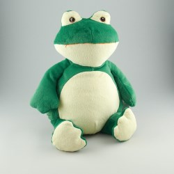 Embroidery Buddies-Frog