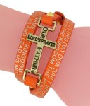 The  Lord's Prayer Wrap Bracelet