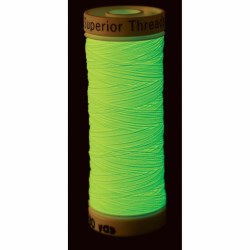 Yellow Nite Lite Extra Glow Thread